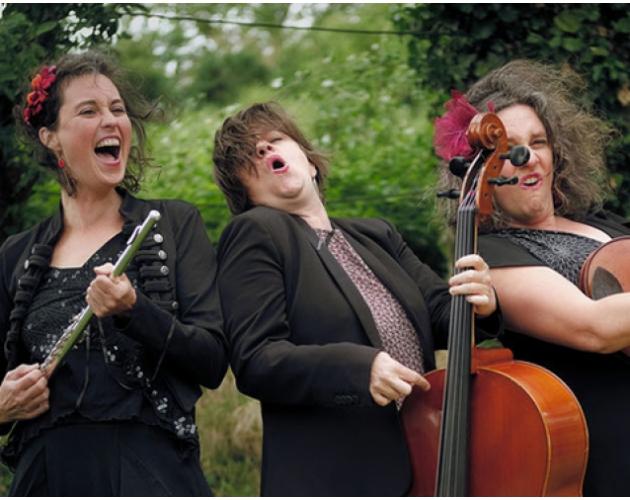 Trio des Mômes